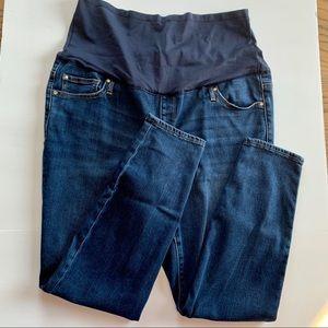 Gap True Skinny Maternity Jeans - 33S